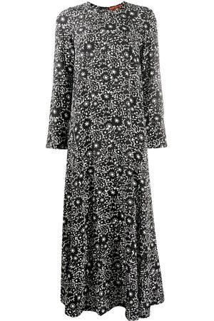 Colville Women Printed Dresses - Floral print silk maxi dress