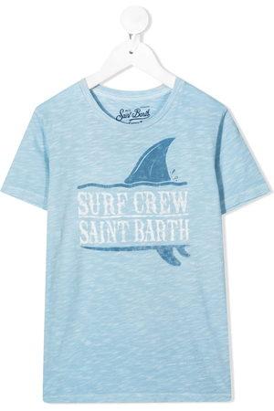 MC2 SAINT BARTH Surf Crew print T-shirt
