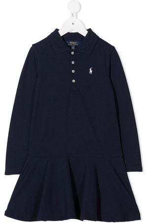 Ralph Lauren Embroidered logo polo dress