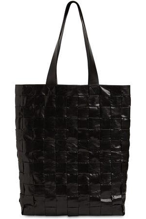 Bottega Veneta The Cassette Leather Tote Bag