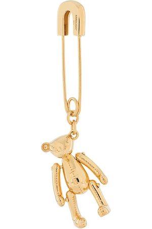 AMBUSH Teddy Bear charm earring
