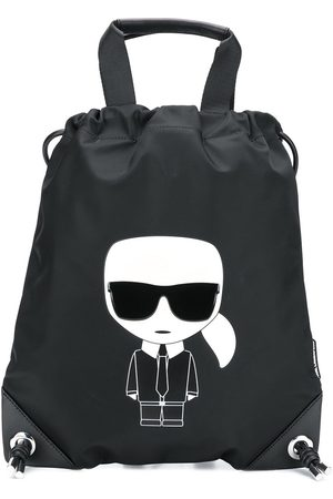 Karl Lagerfeld Ikonik Karl backpack