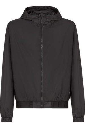 Fendi Packable windbreaker jacket