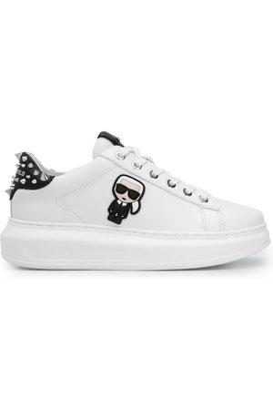 Karl Lagerfeld Karl motif low-top sneakers