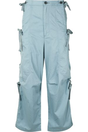 UNDERCOVER Men Cargo Trousers - Straight-leg cargo trousers
