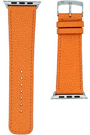 Jean Rousseau Leather Apple Watch Strap (38mm)
