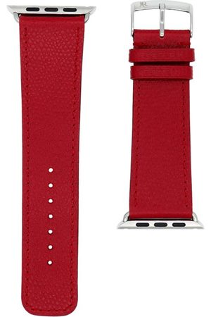 Jean Rousseau Leather Apple Watch Series 4-5 Strap (42mm)