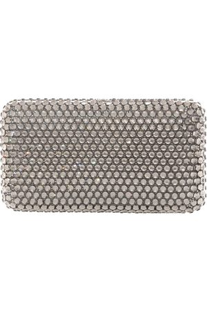 Judith Leiber Women Clutches - Large Crystals Clutch Bag