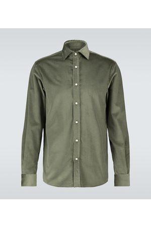 Ralph Lauren Long-sleeved corduroy shirt