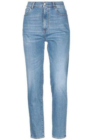 P_JEAN Women Trousers - DENIM - Denim trousers