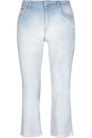 CARE LABEL Women Trousers - DENIM - Denim trousers