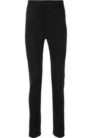 ANN DEMEULEMEESTER High-waisted skinny trousers