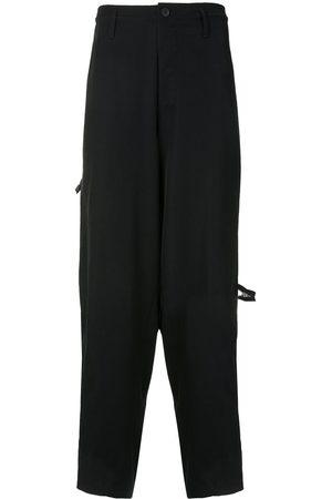 YOHJI YAMAMOTO Wide-leg tailored trousers