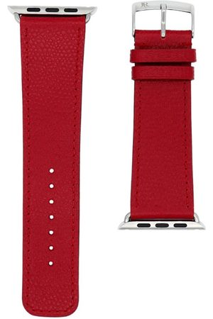 Jean Rousseau Watches - Leather Apple Watch Series 4-5 Strap (38mm)