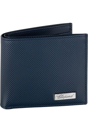Chopard Men Purses & Wallets - Small Leather Il Classico Wallet