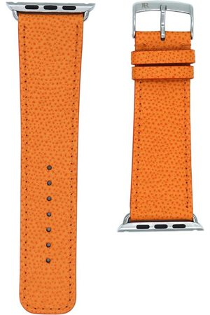 Jean Rousseau Leather Apple Watch Strap (42mm)