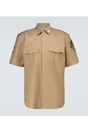 Phipps Forest Guardian short-sleeved shirt