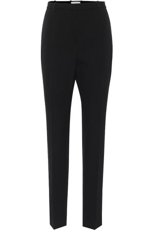 Givenchy High-rise slim wool pants