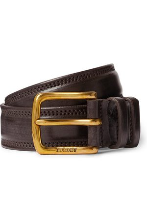 PURDEY Men Belts - 4cm Leather Belt