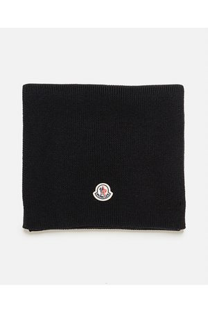 Moncler Virgin wool scarf size One Size