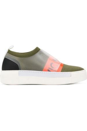 vic matiè Logo strap sock sneakers