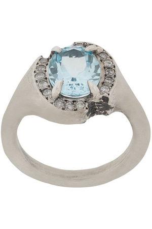 Tobias Wistisen Men Rings - YS embellished ring