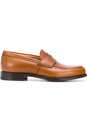 Church's Penny slot loafers - Neutrals