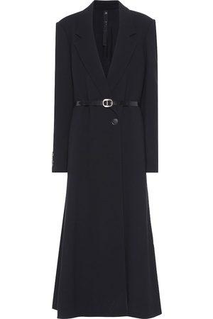 PETAR PETROV Malu belted wool coat