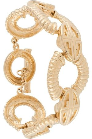 Givenchy Pre-Owned 1980s chain-link bracelet