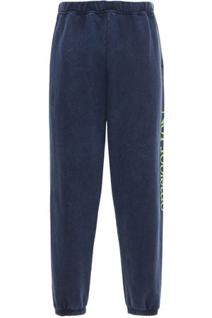 ARIES No Problemo Print Cotton Sweatpants