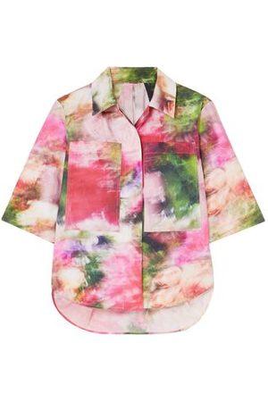 ADAM LIPPES Women Short Sleeve - SHIRTS - Shirts