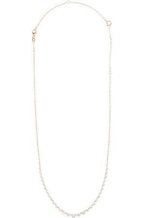 Jade Trau Penelope Large Diamond & 18kt Necklace - Womens