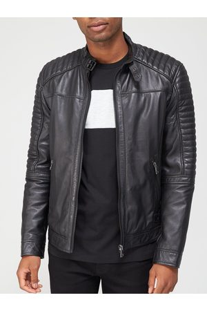 Very Leather Biker Jacket (Update)
