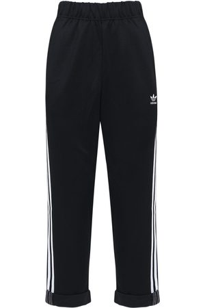 adidas Women Trousers - Relaxed Boyfriend Track Pants