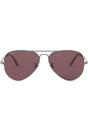 Ray-Ban Sunglasses - RB3689 aviator-frame sunglasses