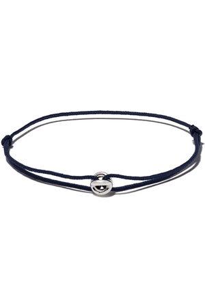 Le Gramme Bracelets - 1g maillon cord bracelet