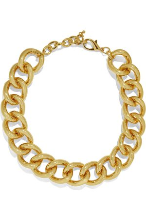 Kenneth Jay Lane Women Necklaces - Woman 22-karat -plated Necklace Size