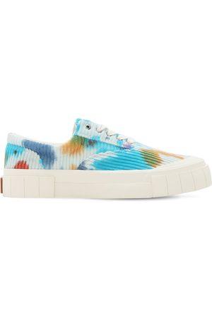 Good News Opal Tie Dye Corduroy Sneakers