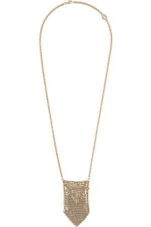Paco rabanne Women Necklaces - Mesh pendant necklace