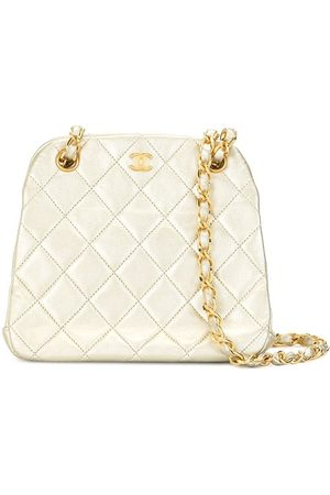 CHANEL 1990 quilted handbag