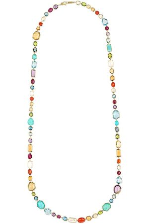 Ippolita 18kt yellow Sofia necklace