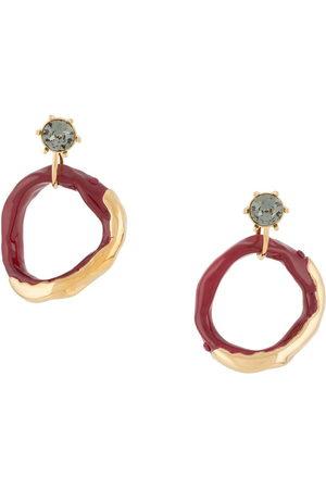Colville Women Earrings - Dipped from hoop earrings