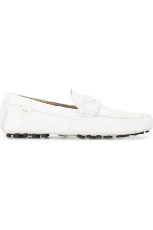 Dolce & Gabbana Men Loafers - Penny slot driving shoes
