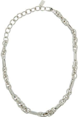 Lauren Rubinski Mixed Chain-link 14kt - Necklace - Womens