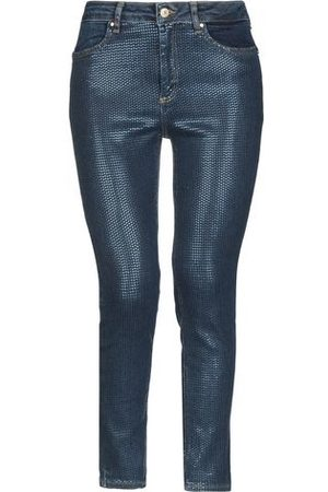 Fracomina Women Trousers - DENIM - Denim trousers