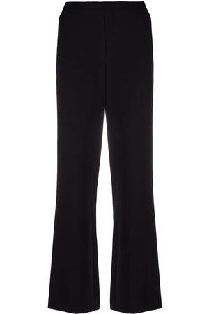 P.a.r.o.s.h. Women Wide Leg Trousers - Mid-rise wide-leg trousers