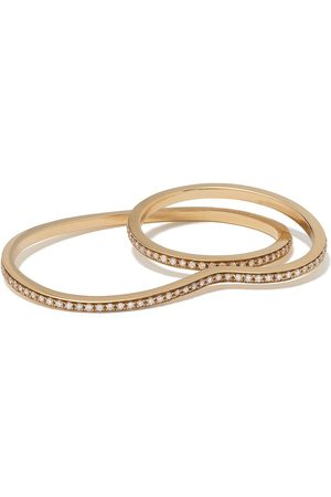 SOPHIE BILLE BRAHE 18kt yellow Ligne Femi Diamant ring