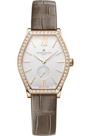 Vacheron Constantin Rose and Diamond Malte Watch 34.4mm