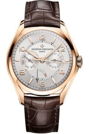 Vacheron Constantin Men Watches - Rose Fiftysix Day-Date Watch 40mm