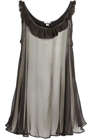Gilda & Pearl Women Loungewear - Bardot Ruffle Babydoll